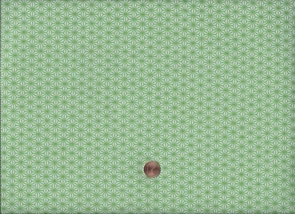 Quilters B. Harmony Sashiko grün806