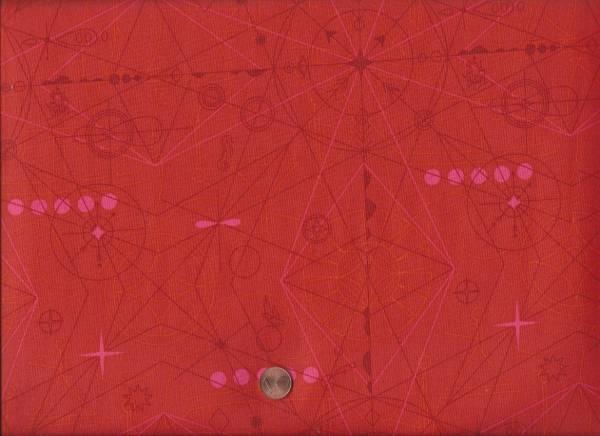 Alison Glass Sun Print Compass o marmelade