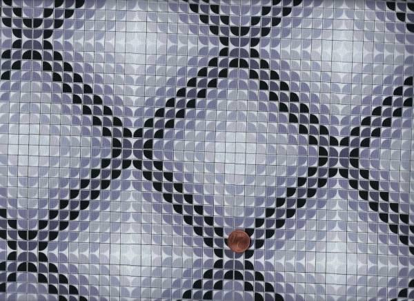 Prism Break Quadrate schwarz-grau