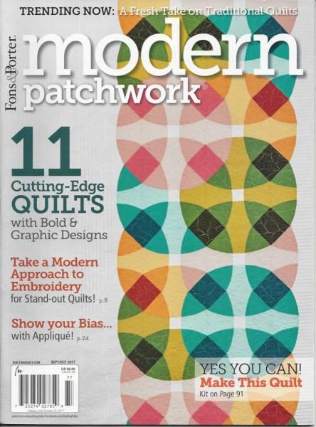 Modern Patchwork Sept/Okt 2017