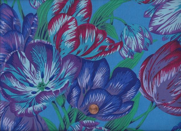 Philip Jacobs Tulip Extravaganza blue