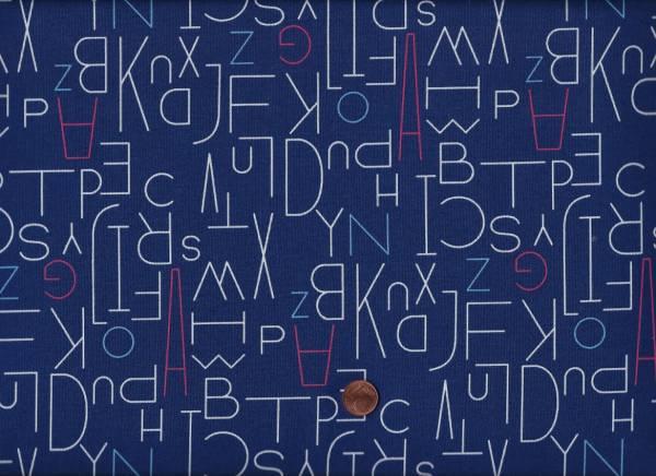 Moji Palette Buchstaben d.blau
