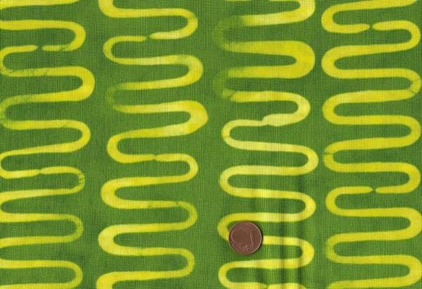 Malka DubrawskyPoems Welle grün lime