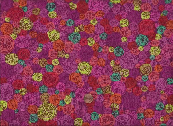 Kaffe Fassett Rolled Paper GP158 Red