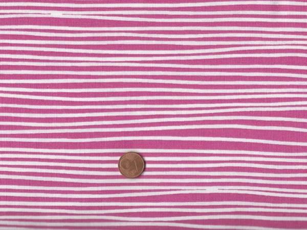 Follie Lines pink-weiß