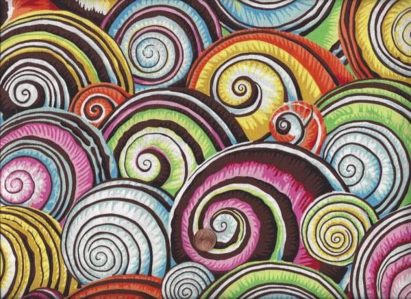 Philip Jacobs Spiral ShellsPJ73 multi