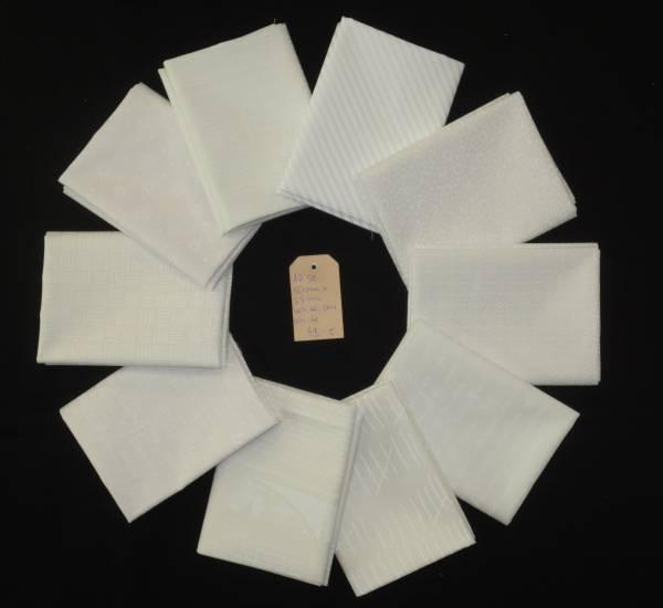 Stoffpäckchen White on White 1 FQ
