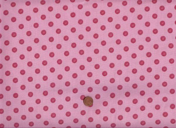 Kimono rosa Blüten