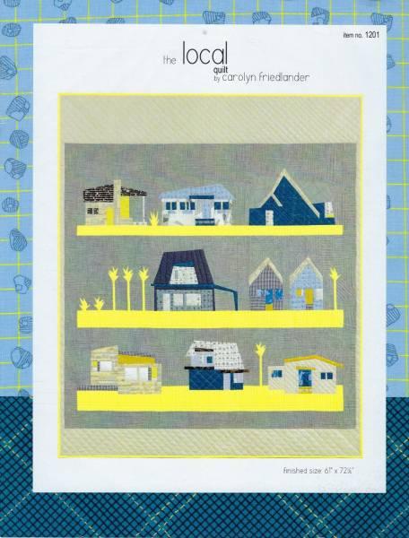 Anleitung Local quilt