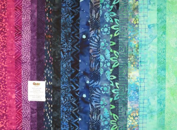 Streifen Batik Sushi 168