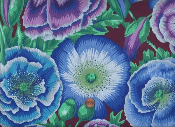Philip Jacobs Poppy Garden pj95 blue