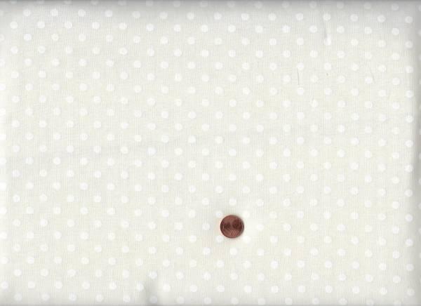 Dump Dot cream-weiß