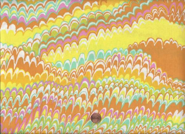 Kaffe Fassett End Papers GP159 Yellow