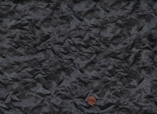 Poster Block Crakle schwarz