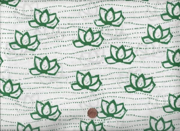 Lotta. Jansdotter Lucky Lotus grün