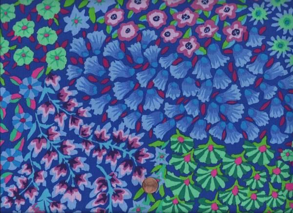 Kaffe Fassett Persian Garden GP160 Blue