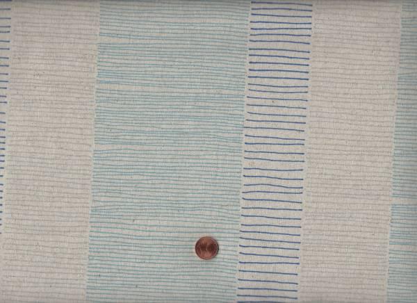 Brigitte Heitland Mochi Linen Flax Blue