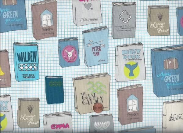Heather Givans Literary Bücher bunt