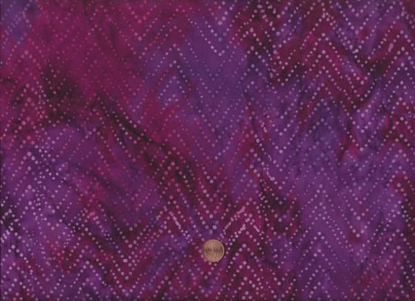 Mirah Batik Pauletta purple Wellen
