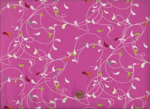 Brigitte Heitland Flow Splash Raspberry