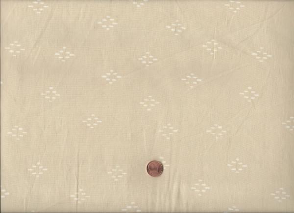me & you Batik Punkte Karo parchment