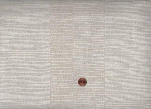 Brigitte Heitland Mochi Linen Flax white