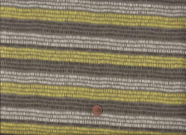 Market Road braun-gelb-taupe Striche