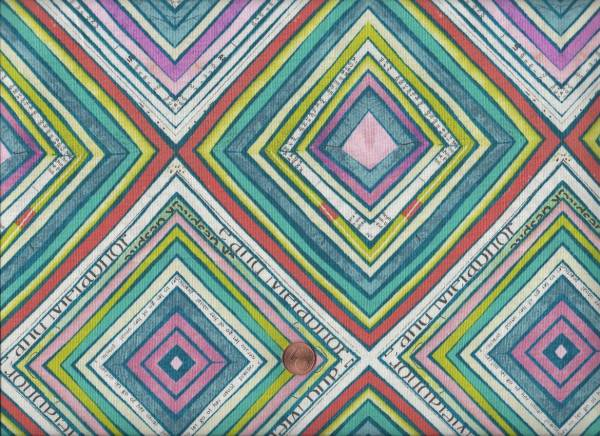 Carrie Bloomston Dreamer Quadrate bunt