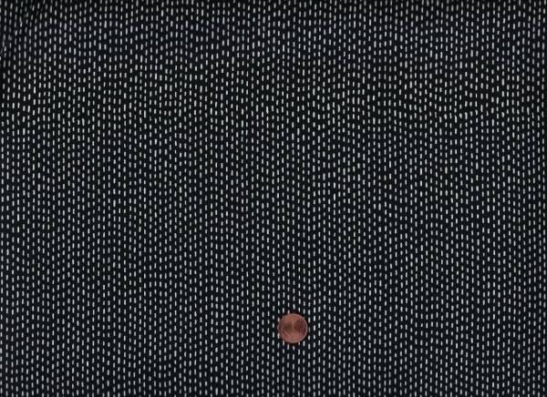 Tiny Stitches schwarz-weiß