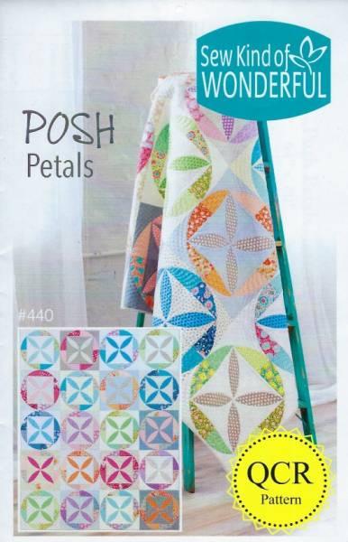 Anleitung Posh Petals