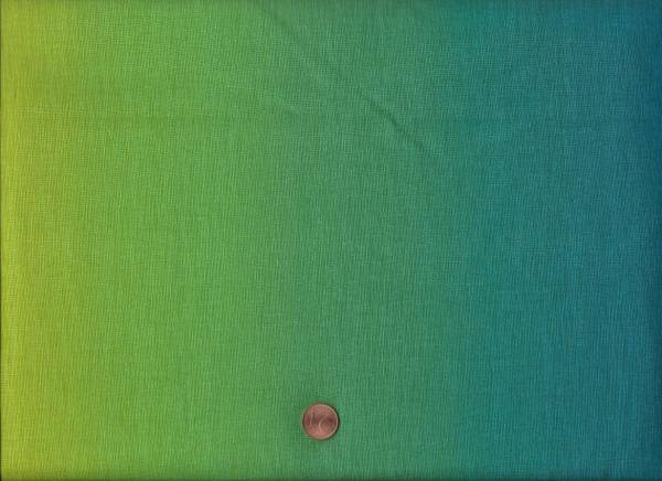 Gelato Farbverlauf gelb-grün-petrol