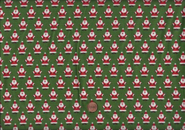 x-mas Santa grün