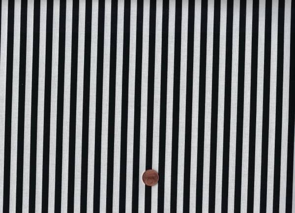 M. Miller Clown Stripe white-black