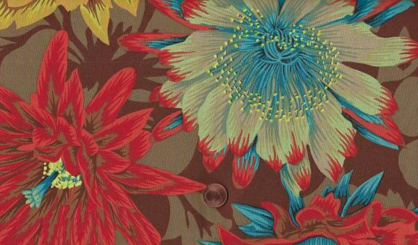 Philip Jacobs Cactus Flower pj 96 brown