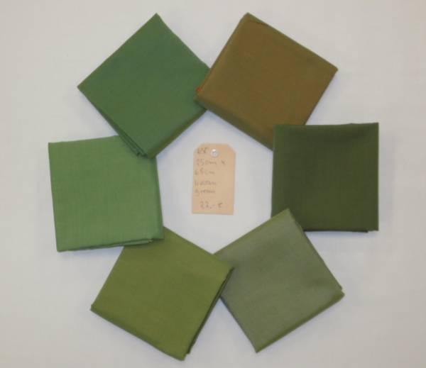 Stoffpäckchen New Colourshott Urban Green