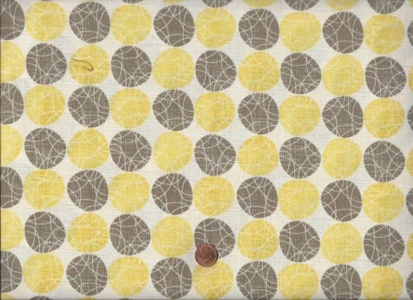 Market Road cream-braun-gelb Bälle