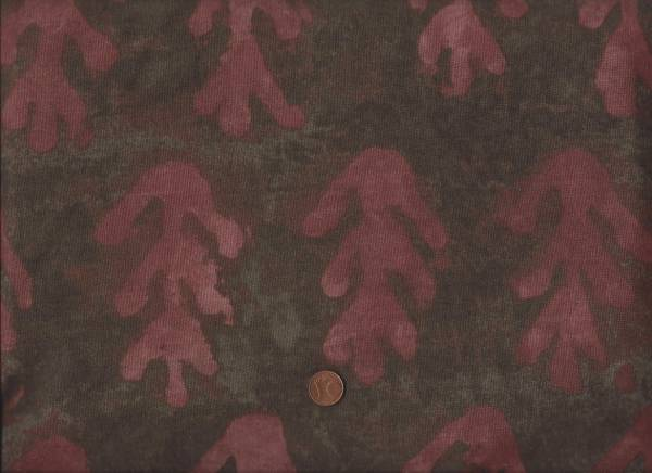 Marcia Derse Botanical Oak braun