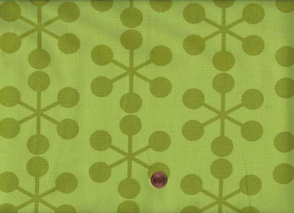 Brigitte Heitland Quotation Asterisk pistachio