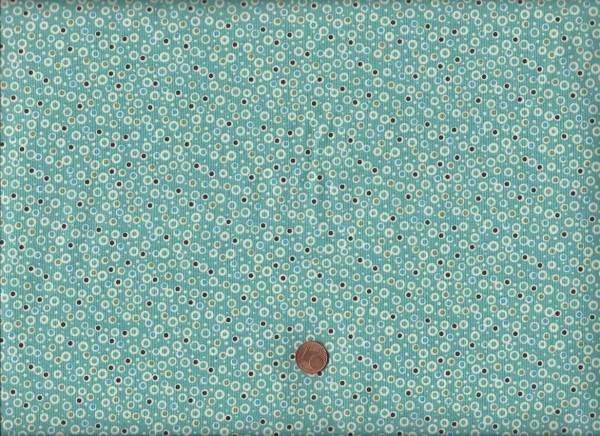 Denyse Schmidt New Bedford Dotty Dots sea