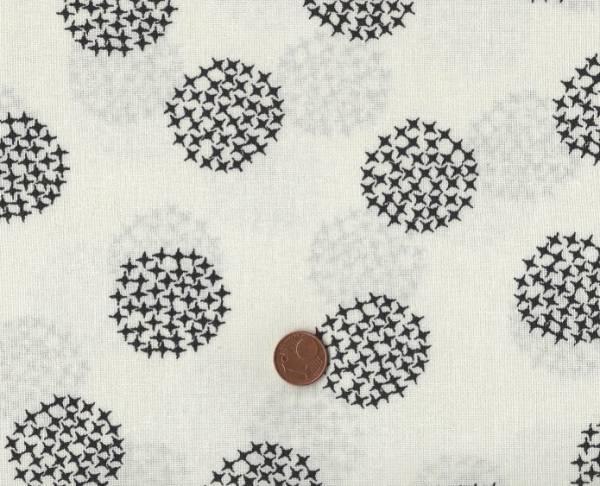 Kira Nest cream-schwarz