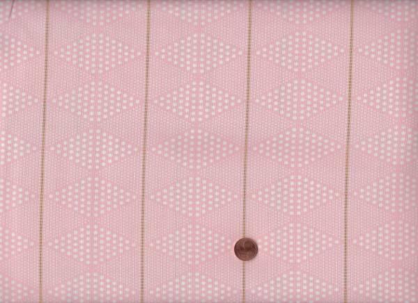 Brigitte Heitland Day in Paris Diamonds bubble gum metallic
