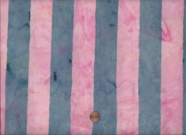 Kaffe Fassett Batik Big Stripe pink