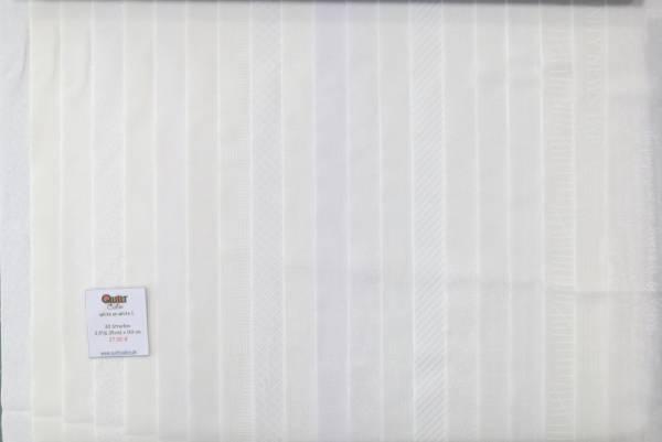 Streifen White on White 1