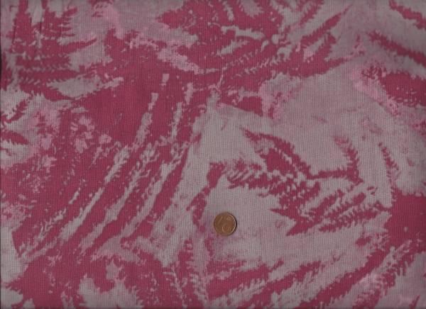 Marcia Derse Botanical Fern w.rot-taupe