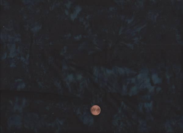 Batik uni black