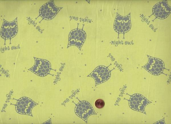 Organic Little Things Night Owls