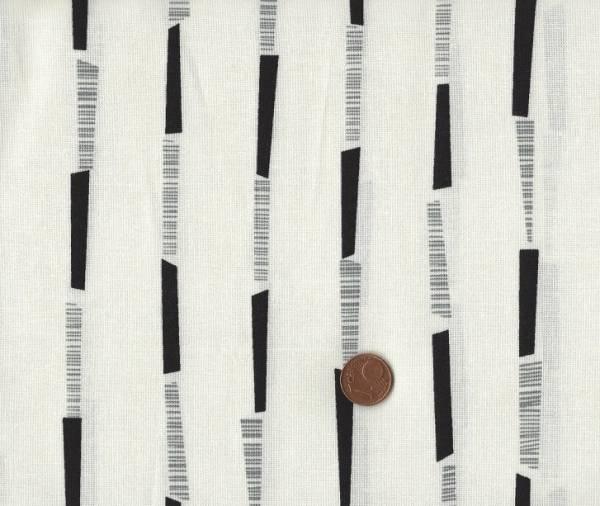 Kira Sticks beige schwarz-grau