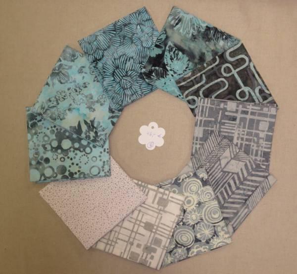Stoffpaket Batik 8