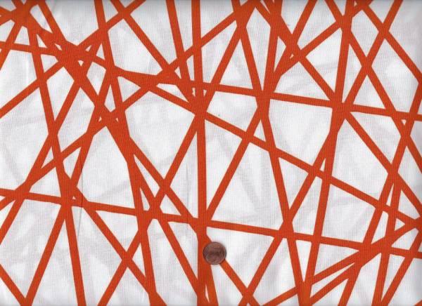 V. Findley Wolfe Sharp Stripe orange