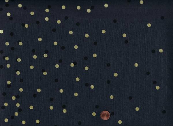 V&Co Ombre Confetti Metallic soft black 331
